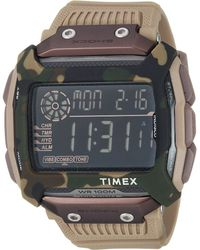 Timex - Command Digital (sand 1) Watches - Lyst