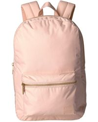 7509cf94d2e Herschel Supply Co. - Settlement Mid-volume Light (navy) Backpack Bags -
