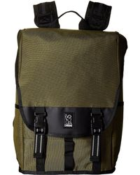 Chrome Industries - Soma Pack (mirkwood/black) Bags - Lyst