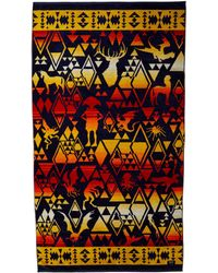 Pendleton - Oversized Harry Potter Jacquard Towel - Lyst