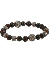 John Hardy - Legends Naga Bead Bracelet With Gemstone - Lyst