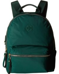 Tory Burch - Tilda Nylon Zip Backpack - Lyst