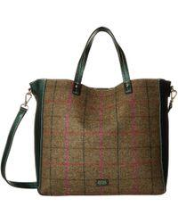 1d9f85089058 Frances Valentine - Margaret Tote (equestrian Plaid) Handbags - Lyst
