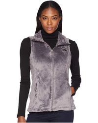 2f7b5f9835 The North Face - Osito Vest (galaxy Purple Heather) Women s Vest - Lyst