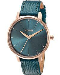 Nixon - Kensington Leather X Lux Life Collection - Lyst