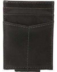 Johnston & Murphy - Front Pocket Wallet (charcoal) Wallet Handbags - Lyst