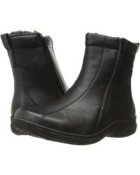 Propet - Hope (black) Women's Pull-on Boots - Lyst