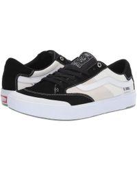 fbca88cbd4a006 Vans - Berle Pro (rumba Red) Men s Skate Shoes - Lyst