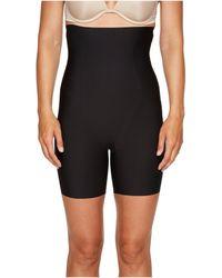 Yummie - Hidden Curves High-waisted Thigh Shaper (black) Women's Lingerie - Lyst