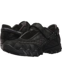 Allrounder By Mephisto - Niro Diamonds (black T Metallic/w Mesh) Women's Shoes - Lyst
