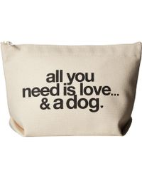 Dogeared - All You Need Is Love Tote - Lyst