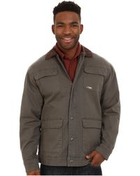 Mountain Khakis - Ranch Shearling Jacket (dark Denim) Men's Coat - Lyst