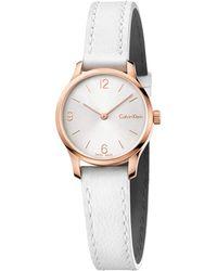 Calvin Klein - Endless Watch - K7v236l6 (silver/white) Watches - Lyst