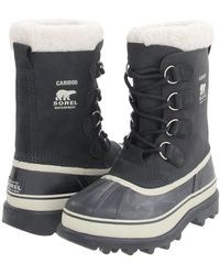 Sorel - Cariboutm (buff) Women's Cold Weather Boots - Lyst