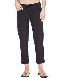 Toad&Co - Jetlite Crop Pants (falcon Brown) Women's Casual Pants - Lyst