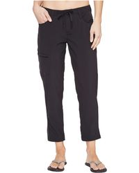 Toad&Co - Jetlite Crop Pants (nightsky) Women's Casual Pants - Lyst