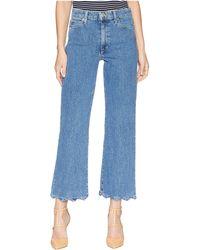 Joe's Jeans - Fashion Crop Flare In Kenzy (kenzy) Women's Jeans - Lyst