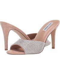 d7ac66122b2 Steve Madden - Erin Heeled Sandal (leopard) Women s Sandals - Lyst