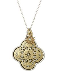 Brighton - Stars For The Soul Happy Necklace - Lyst