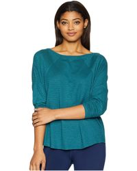 Prana - Seaboard Long Sleeve Top (weathered Blue) Women's Long Sleeve Pullover - Lyst