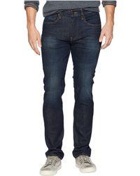 Hudson Jeans - Blake Slim Straight Zip In Verkler (verkler) Men's Jeans - Lyst