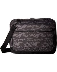 Hedgren - Hitch Slim Three-way Briefcase (camo Print) Briefcase Bags - Lyst