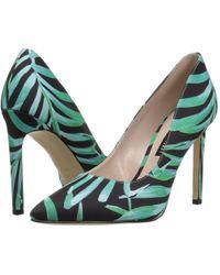 Nine West - Tatiana Pump (pink/silver Synthetic) High Heels - Lyst