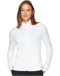 adidas Originals - Go-to Adapt Jacket (vision Blue) Women's Coat - Lyst