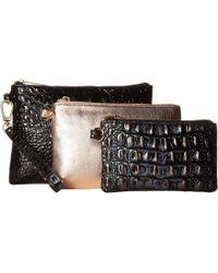 Brahmin - Holly Wristlet (dusk) Wristlet Handbags - Lyst