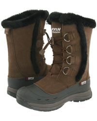 Baffin - Chloe (taupe) Women's Cold Weather Boots - Lyst