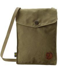 14a538039260 Fjallraven - Pocket (sand) Backpack Bags - Lyst