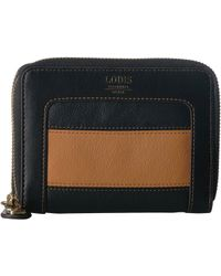 Lodis - Laguna Rugby Laney Continental Double Zip Wallet - Lyst