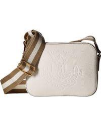 Lauren by Ralph Lauren - Huntley Camera Bag (navy) Handbags - Lyst
