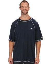 Speedo - Easy S/s Swim Tee (big) - Lyst