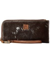 STS Ranchwear - The Classic Clutch (cowhide) Handbags - Lyst