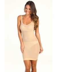 Wolford - Individual Nature Forming Dress (nude) Women's Dress - Lyst
