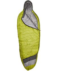 Kelty - Tuck 20 Degree Thermapro Ultra Long Left Handed Zippers (spinach/castle Rock) Outdoor Sports Equipment - Lyst