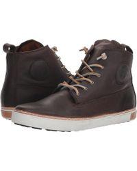 Blackstone - Sneaker Boot (black) Men's Lace-up Boots - Lyst