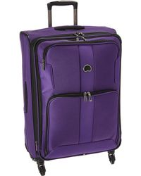 Delsey - Sky Max Expandable 29 Spinner Upright (purple) Luggage - Lyst