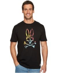 Psycho Bunny | Tropical Photo Print Graphic Tee | Lyst