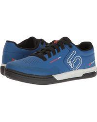 Five Ten - Freerider Pro (night Navy/cloud White/collegiate Gold) Men's Shoes - Lyst