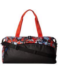 14f9d6807419 Nike - Radiate Training Printed Club Bag (team Orange black white) Duffel