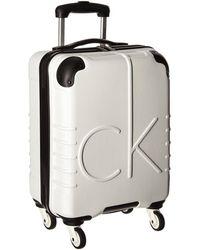 Calvin Klein - Ck-526 Islander 19 Upright Suitcase (burgundy) Luggage - Lyst