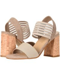 Bella Vita - Dan-italy (pewter) Women's Slide Shoes - Lyst