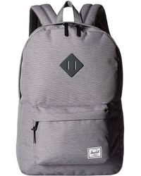 896f3046ca Lyst - Herschel Supply Co. Heritage Backpack in Blue for Men