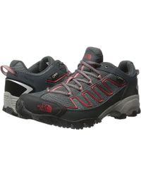 bb235b1b41 The North Face - Ultra 109 Gtx (zinc Grey pompeian Red) Men s Shoes