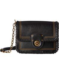 Lauren by Ralph Lauren - Millbrook Chain Crossbody (denim) Cross Body Handbags - Lyst