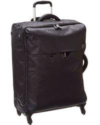 Lipault - Original Plume 28 Spinner (black) Luggage - Lyst
