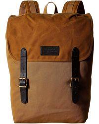 Filson - Ranger Backpack (otter Green) Backpack Bags - Lyst