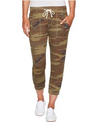 Alternative Apparel - Eco Cropped Jogger - Lyst